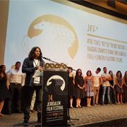 """הסרט הישראלי העלילתי הטוב ביותר: """"פיגומים"""" בבימויו של מתן יאיר."""