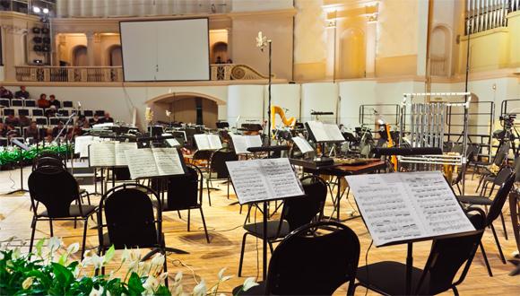 """רשת ב': מוטי פרלמן על קונצרט הגאלה של ביה""""ס למוסיקה באוניברסיטת ת""""א"""