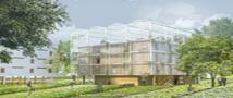 מקום ראשון בתחרות MIG PRIZE לסטודנטים לאדריכלות
