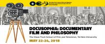 DOCUSOPHIA: DOCUMENTARY FILM AND PHILOSOPHY