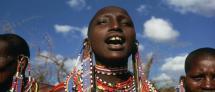 אפריקה בוכה