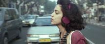 סרט הגמר של הדס בן-ארויה, סטודנטית בבית הספר לקולנוע וטלוויזיה,