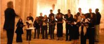 קונצרט ווקאלי - המקהלה הקאמרית