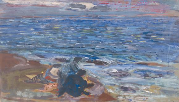 מישל קיקואין, הים בלה-גארופ, 1960