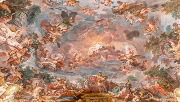 קורס קיץ מקוון בזום: אמנות ואדריכלות הבארוק באירופה
