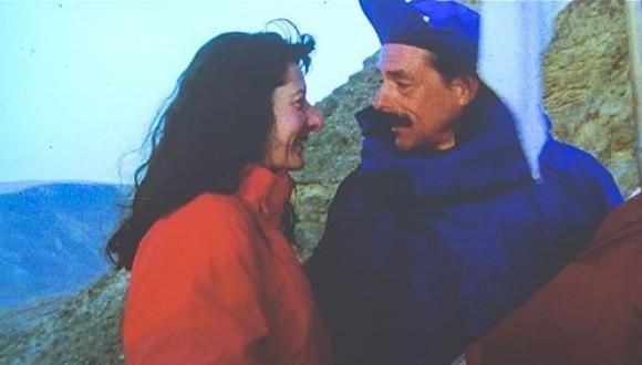 הנאהבים: ההליכה על החומה הגדולה - מרינה אברמוביץ ואוליי