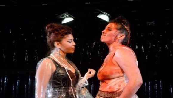 """הצגה נועזת ופורצת גבולות מעין כמותה מעלה החוג לתיאטרון באוניברסיטת ת""""א"""