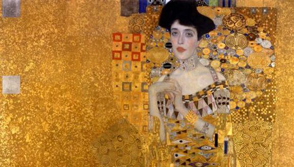 גוסטב קלימט, האשה בזהב, 1907