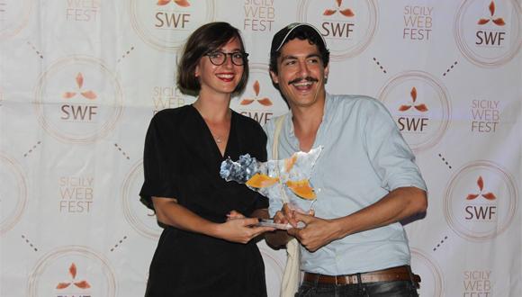 סדרת הרשת של משה רוזנטל, בוגר בית הספר לקולנוע, CONFESSTLV  זכתה בפרס הבימוי בפסטיבל סדרות הרשת הבינלאומי בסיציליה