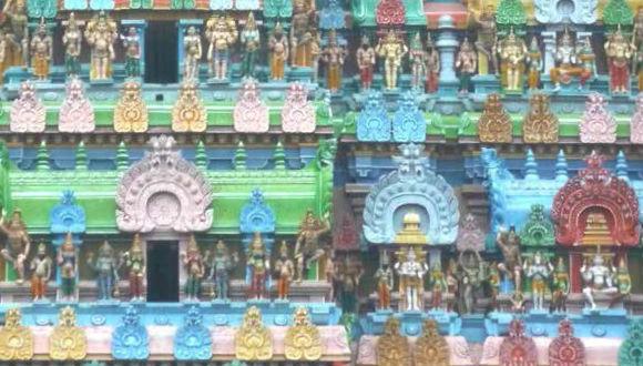 סדרת דקאן שלישי אקדמי באמנויות: מסע בעקבות האמנות ההודית