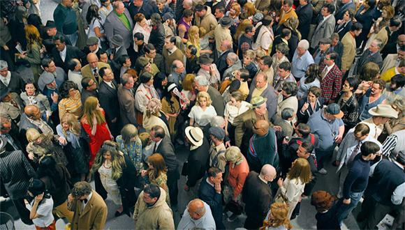 אנשים - עבודות מאוסף יגאל אהובי לאמנות