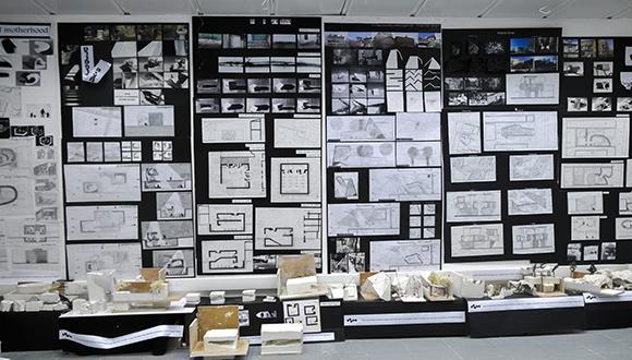 """אודות ביה""""ס לאדריכלות"""