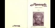 Assaph 2001- Studies in Art history