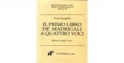 Il Primo Libro De'Madrigali A Quattro Voci