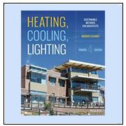 Heating, cooling, lighting : sustainable design methods