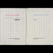 היבטים באמנות הישראלית של שנות השבעים: תיקון