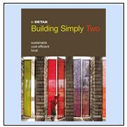 Building simply two : sustainable, cost-efficient, loca